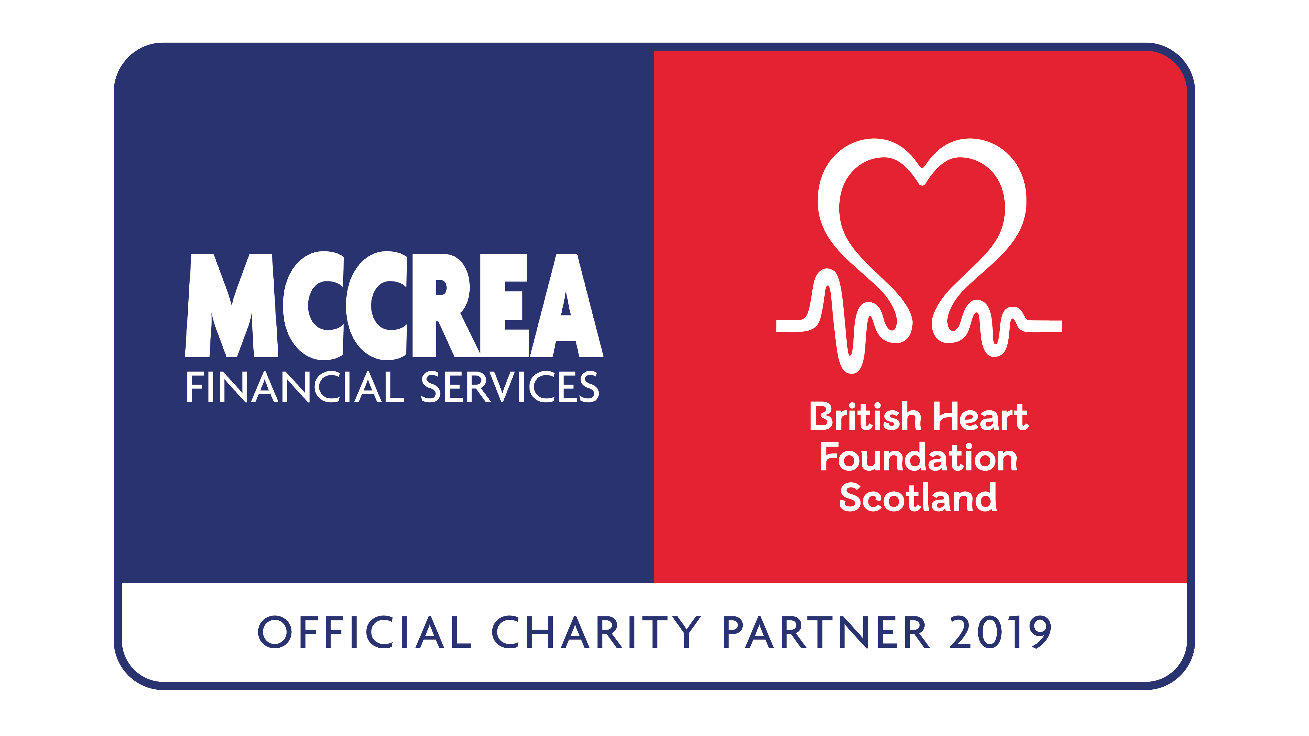 British Heart Foundation and McCrea Financial Services